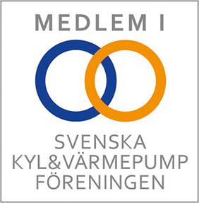 Medlem I Svenska Kyl&Värmepump föreningen